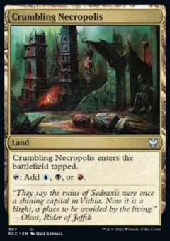Crumbling Necropolis